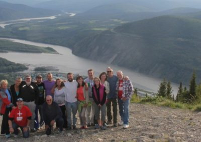 Guided Canoe Trips on the Yukon River